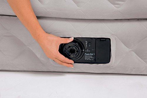 Intex 66964 materasso anatomico cm 99x191x51 i 1 pompa for Materasso per auto
