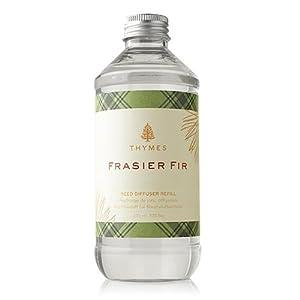 Thymes Frasier Fir Reed Diffuser Oil Refill - NEW 2012 7.75 oz
