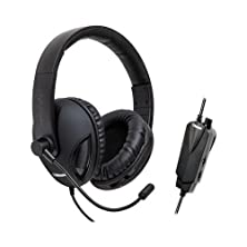 buy Oblanc Og-Aud63065 Cobra510 Surround Sound 5.1 Channel Headset Easy Usb Connectivity 6 Inch Boom Mic. Color Black
