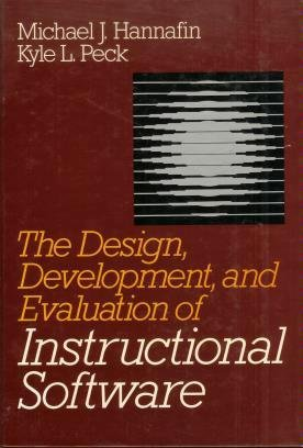 The Design Development and Evaluation of Instructional Software PDF