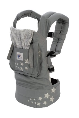 Best Price! Ergo baby Ergo Baby Carrier Galaxy Grey