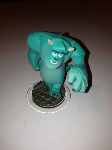 Disney Infinity - Sulley (Loose Figure) No Online Card