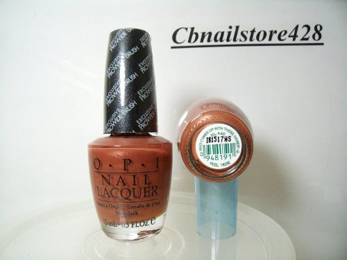 Opi Nail Polish Who Comes Up With These Names? Nla40 Discontinued front-728260