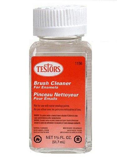 Testors Enamel Plastic Model Paint Thinner & Brush Cleaner, 1.75 oz. (Models Paint compare prices)