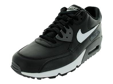 Nike Air Max 90 Essential Schuhe black-white-black-dark grey - 40,5