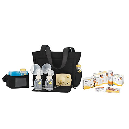Medela Pump In Style Advanced On The Go Tote Set W/ Free Accessories