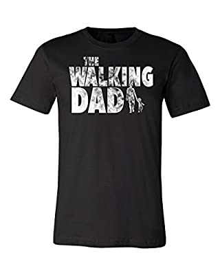 Walking Dad T-shirt | Funny Shower Gift Father's Day Dead Tee