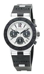[ブルガリ]BVLGARI 腕時計 ディアゴノ アルミニウム クロノ AC38TAVD メンズ [並行輸入品]