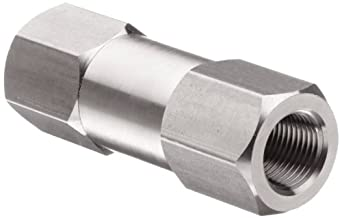 Parker F Series Stainless Steel 316 Instrumentation Filter, NPT Female