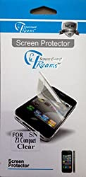 Treams Clear Screen Guard for Sony Xperia Z1 Compact