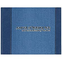 "Wilson Jones Journal of Notarial Acts Notary Book, 8-5/8"" x 11-1/8"", 18 Lines/Page, 90 Numbered Pages, WS495A"