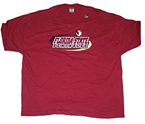 Florida State Seminoles NCAA Mens Short Sleeve Tee Shirt - XXL