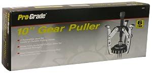 Pro-Grade 18221 10-Inch Reversible 2 & 3 Combination Jaw Gear Puller by Allied International