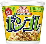 日清カップヌードル パスタスタイル ボンゴレ 86g 1ケース(12食入)
