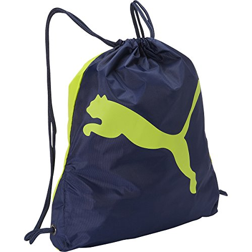 Puma Men'S Forever Carrysack, Navy/Green, One Size