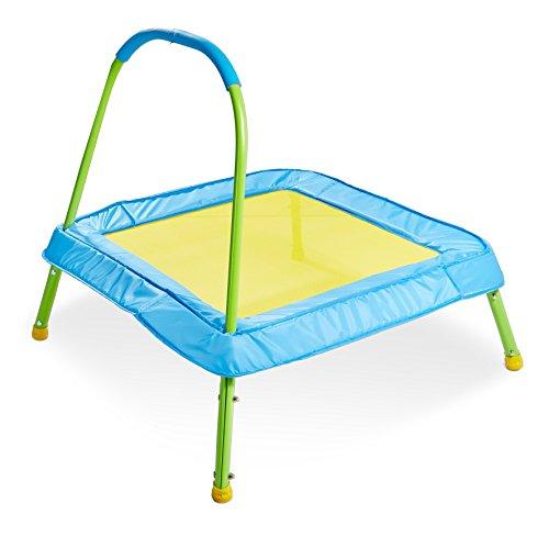 Kid Active - Easy assembly junior trampoline (Worlds Apart 306TEA)