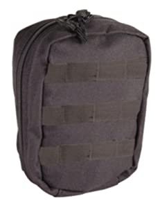 Fully Stocked MOLLE Tactical Trauma Kit First Aid Pouch by Elite First Aid