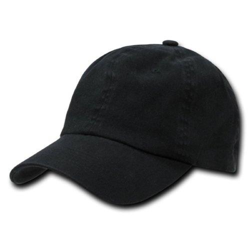 DECKY Washed Polo Flex Caps Baseball cap