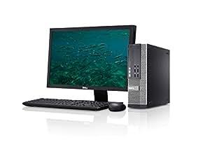 中古デスクトップパソコン DELL Optiplex 990 21.5インチワイド液晶セット【Windows7 Pro 64bit・Microsoft Office 2013付き ワード エクセル パワーポイント】