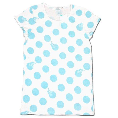 (コバノ) cobano FRENCH TEE O/C オーガニックコットンレディースフレンチスリーブTシャツ HEAVENLY MINT