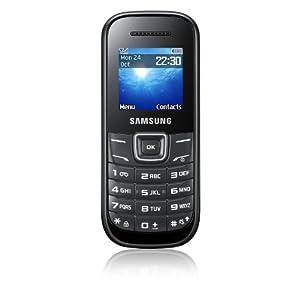 Vodafone E1200 Pay As You Go Samsung Handset - Black