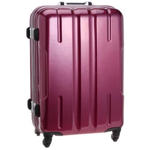 [クリスチャンモード] CHRISTIAN MODE suitcase  CM0518 WRED (ワインレッド)