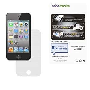 6X Generic Clear Screen Protector iPhone 4 (Clear Single)