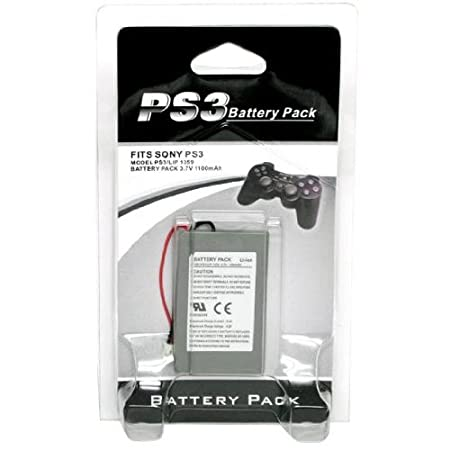 1100mAh Battery Pack for Sony PS3