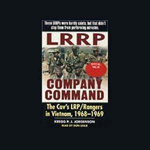LRRP Company Command Audiobook