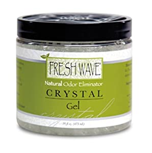 Fresh Wave Natural Odor Eliminator Crystal Gel -- 16 oz