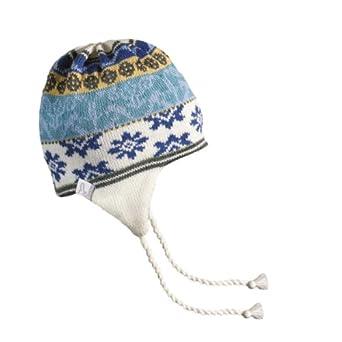 Buy Turtle Fur - Ladies Mokuba, Classic Wool Ski Earflap Hat by Turtle Fur