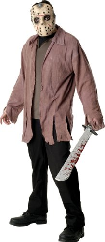 Friday The 13th Jason Voorhees Adult