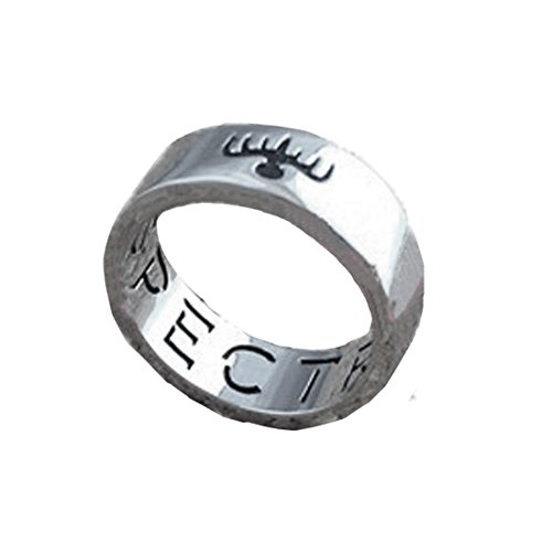 Spectre Ring James Bond (Size 9)