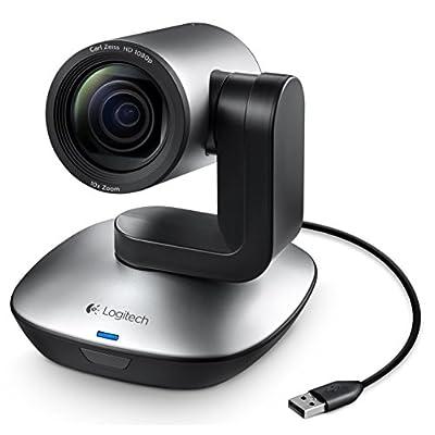 Logitech Logitech PTZ Pro Camera - USB HD 1080p PTZ Video Camera 960-001021