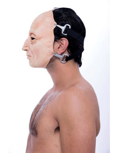 Jig Saw Mask Halloween Costume - Most Adults