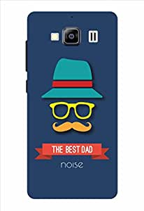Noise The Best Dad Printed Cover for Xiaomi Redmi 2 Prime / Redmi 2S