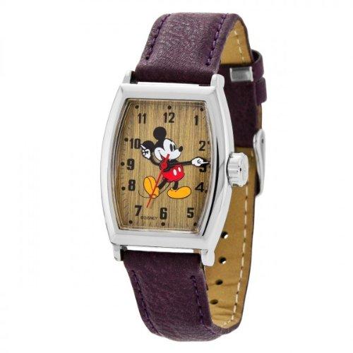 Ingersoll Unisex IND 25645 Ingersoll Disney Classic Time Mickey Tonneau Watch