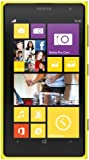 Nokia Lumia 1020 Smartphone (11,8 cm (4.5 Zoll) PureMotion HD+ OLED Touchscreen mit ClearBlack Technologie, 41 Megapixel, 32 GB, Windows 8) gelb