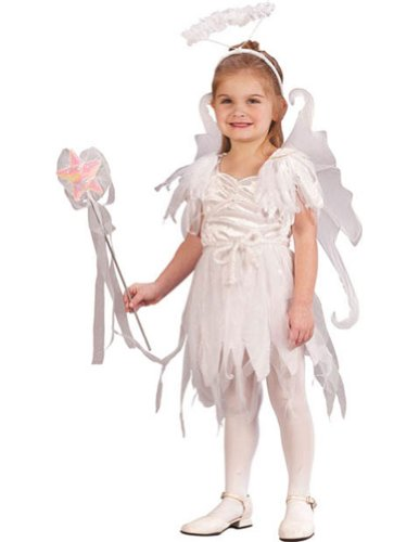 Baby-Toddler-Costume Angel Fairy Toddler Costume 3T 4T Halloween Costume