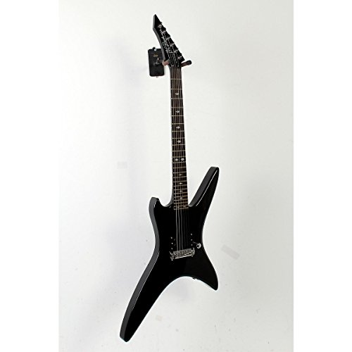 B.C. Rich Chuck Schuldiner Tribute Electric Guitar Onyx 888365221892