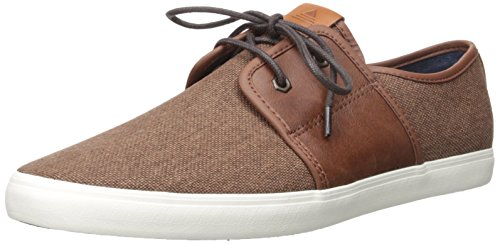 Aldo Men's Goeven Fashion Sneaker, Cognac, 8 D US (Shoes Aldo compare prices)