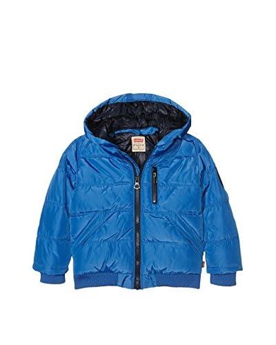 Levi's Abrigo Azul Marino