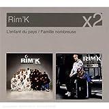 echange, troc Rim'K - coffret 2 CD : Famille Nombreuse - L'Enfant Du Pays