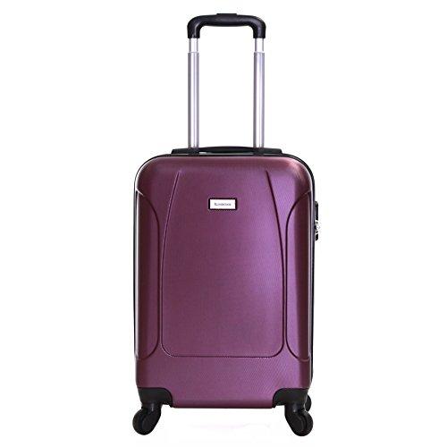 slimbridge-alameda-55-cm-hard-cabin-approved-spinner-suitcase-purple