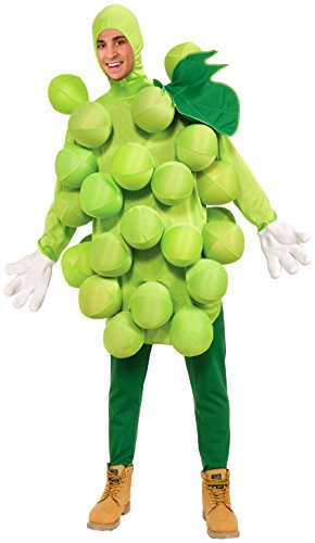 Forum Novelties Green Grapes Costume, Green, Standard (Fruits And Vegetables Costume compare prices)
