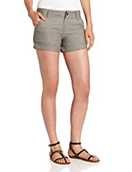 Arbor Juniors Clementine Chambray Short