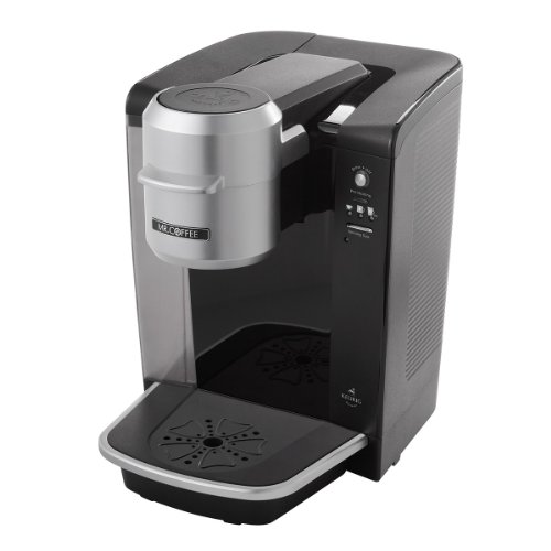 Cuisinart Coffee Maker Coffee Not Hot Enough : Mr. Coffee BVMC-KG6-001 Single Serve Coffee Brewer Powered by Keurig Brewing Tec eBay