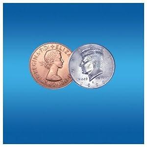 Empire Coin Magic Hopping Half / Sun & Moon