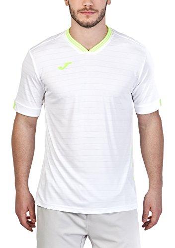 Joma 100149.221XL - Maglia da uomo, colore bianco.  Taglia XL