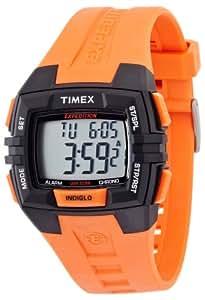 Timex Men's T499029J Expedition Full Size Chrono Alarm Timer Orange Watch